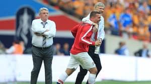WATCH: Lukas Podolski Has His Say On Arsene Wenger's Situation