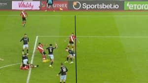 Danny Ings' Injury Time Equaliser For Southampton Ruled Out By Controversial VAR Decision