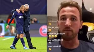 Harry Kane Gives Damning Response To Question About His Future
