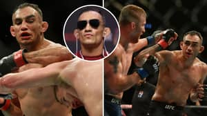 Tony Ferguson Crashes Out Of ESPN's Pound-For-Pound Rankings After Justin Gaethje Defeat