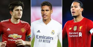 The Best Centre-Backs In The World Have Been Named And Ranked