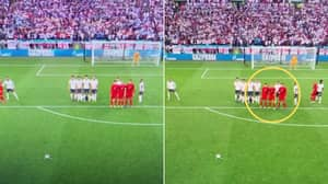 The Laws Of The Game Say Denmark's Goal Against England Should NOT Have Stood