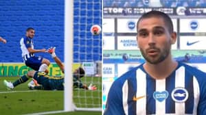 Neal Maupay Claims Arsenal Players Need To 'Learn Humility' After Controversial Match