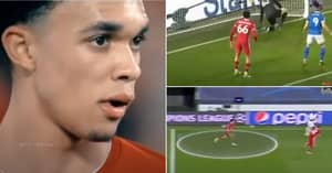 Video Shows That Trent Alexander-Arnold Can't Defend And 'Proves His Haters Right'