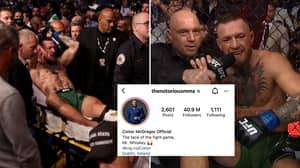 Conor McGregor Issues Five-Word Statement In First Post Since Horrific Leg Break, He's Not Finished Yet