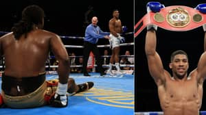 On This Day One Year Ago: Anthony Joshua Became World Champion