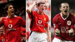 Throwback To Manchester United's XI On Wayne Rooney's League Debut