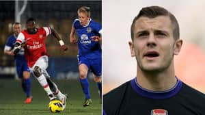 Former Arsenal Youngster Tipped By Jack Wilshere Has Had Ultimate Journeyman Career