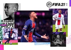 Kylian Mbappe Announced As FIFA 21 Cover Star
