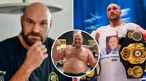Tyson Fury's Battle With Mental Health Is Proof Why Nobody Should Ever Lose Hope