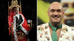 Tyson Fury Moves Up To Number Two In Pound For Pound Rankings