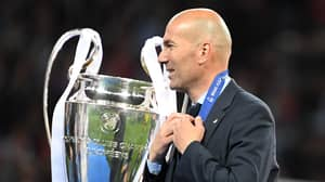 Zinedine Zidane's Record As Real Madrid Manager Is Seriously Out Of This World