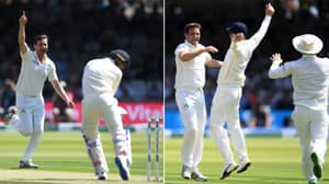 England Bowled Out For 85 By Ireland On Day 1 Of Test Match