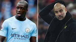 Benjamin Mendy's Tweet About Manchester City Losing Unbeaten League Streak Goes Viral