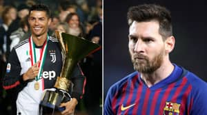 """Cristiano Ronaldo Should Win The Ballon d'Or """"Because Of What He's Done In Juventus"""""""