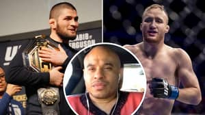 Khabib Nurmagomedov's Manager Offers Huge Update On Fight With Justin Gaethje