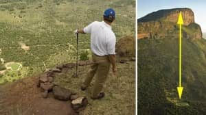 Only 14 People Have Scored Birdie On The 395 Yard, World's Most Extreme Par 3 Golf Hole