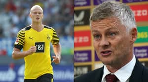 Manchester United Make Signing Of Erling Haaland A 'Priority' Next Summer - Report