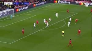 Bayern Munich Star Joshua Kimmich Scores A Stunning 25-Yard Screamer Against Tottenham