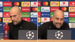 Pep Guardiola Responds To Critics Who Suggest He's Overrated As A Coach