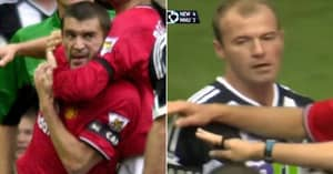Alan Shearer: 'I Wouldn't Back Off With Roy Keane Then And I Wouldn't Back Off With Him Now'