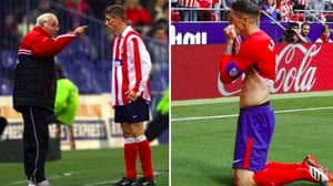 Fernando Torres Marks Final Atletico Appearance By Getting On The Scoresheet