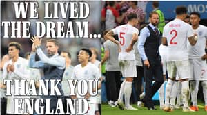 How The Media Reacted To England's World Cup Exit Shows How Much Progress Has Been Made