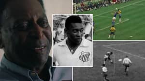 The Trailer For Pele's Netflix Documentary Has Dropped And It Looks Incredible
