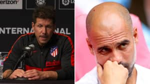 "Diego Simeone Says Manchester City ""Have No History"" As They've Just Been ""Born"""