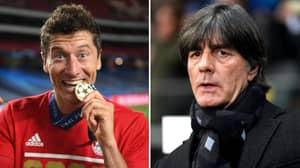 Joachim Low Snubs Robert Lewandowski For The Ballon d'Or As He Names Shock Pick Ahead Of Him