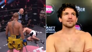 Ben Askren Gave A Brutally Honest Post-Fight Interview After Getting Knocked Out By Jake Paul