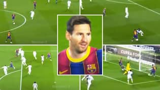 Lionel Messi Compilation Vs Getafe Shows Exactly 'Why He Is The Most In-Form Player In 2021'
