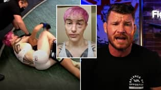 UFC Legend Michael Bisping Believes Transgender Fighters Shouldn't Be Allowed In WMMA