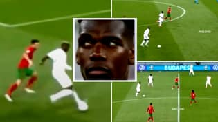 Paul Pogba Pulled The Strings For France With Dominating Midfield Masterclass Performance Against Portugal