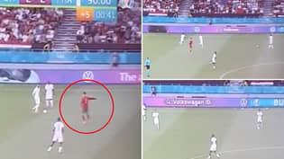 Fans Joke Karim Benzema 'Followed' Cristiano Ronaldo's Instruction Of Who To Pass To