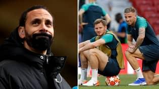 """""""Toby Alderweireld And Jan Vertonghen Go Into My Top Five Premier League Partnerships"""""""