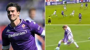 Liverpool and Tottenham Target Dusan Vlahovic Went Crazy And Scored Seven Goals In One Half
