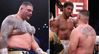 Andy Ruiz Reveals What Anthony Joshua DM'd Him On Eve Of Usyk Showdown