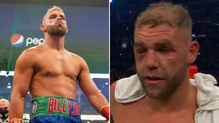 Billy Joe Saunders Accused Of 'Quitting' On The Stool Against Canelo Alvarez