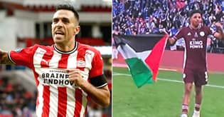 PSV Striker Eran Zahavi Replaces Palestine Flag With Israel One In Controversial Instagram Post