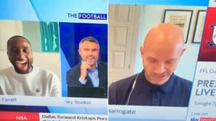 Danny Mills Calls Man United 'Sh*t' Not Knowing He Was Live On Sky Sports News