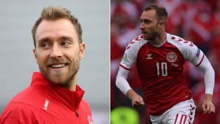 Christian Eriksen Named 'Man Of The Match' For Denmark Vs. Finland
