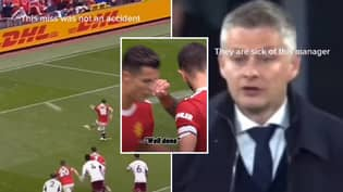 Man Utd Fans Are Convinced Bruno Fernandes Missed His Penalty 'On Purpose' To Get Solskjaer Sacked