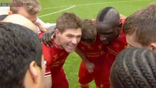 On This Day Seven Years Ago Steven Gerrard Delivered 'We Do Not Let This Slip' Speech