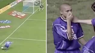 Roberto Carlos' 'Impossible' Half Volley Goal Against Tenerife Still Needs Explaining