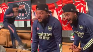Troopz Had A Genuine Meltdown When Aubameyang Came Off For Willian, Nobody Was Safe