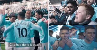 Manchester City Slammed For Most Embarrassing Title-Winning Video Of All Time
