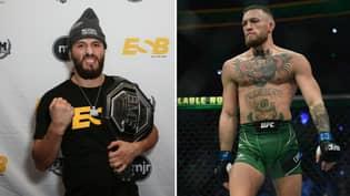 Jorge Masvidal Responds To Conor McGregor's BMF Title Challenge
