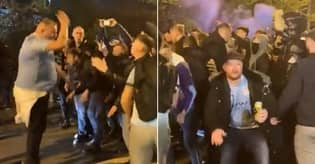 Manchester City Fans Mocked For 'Tragic' Champions League Final Celebrations