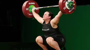 New Zealand Weightlifter To Become The First Transgender Athlete To Compete At The Olympics